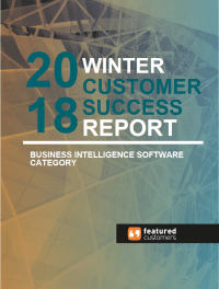 """Entrinsik Informer named """"Top Performer"""" for business intelligence tools in 2018 Winter Customer Success Report"""